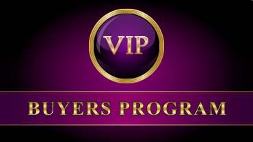 VIP Buyers Program